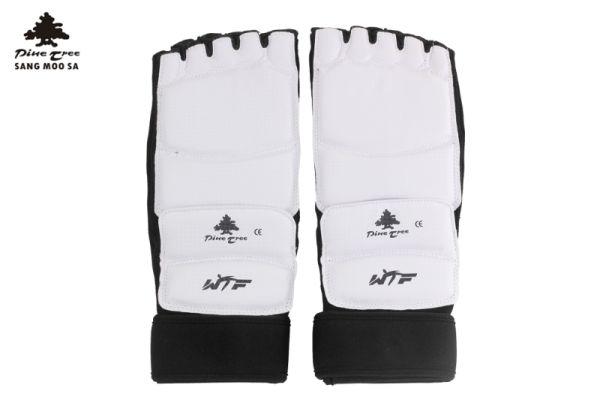 Pine Tree Taekwondo Fußschutz WTF links rechts